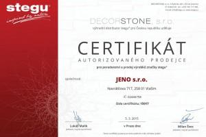 Certifikát Stegu - JENO.jpg